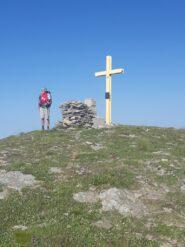 Vetta del Monte Bertrand.