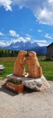 Marmotte di legno e Marmolada