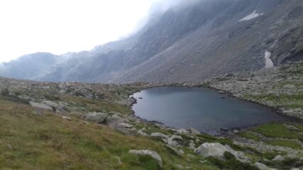 Lago Pian delle Mule