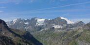 Panorama verso grande Sassiere, Plattes des Chamois e Becca di Suessa
