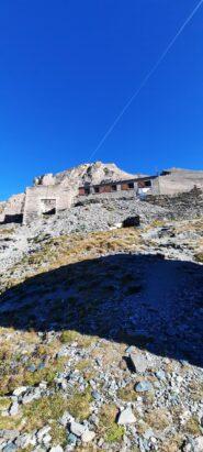 Il rifugio Ca d'Asti