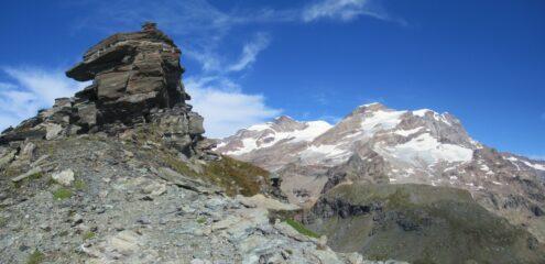 Corno Rosso e Monte Rosa
