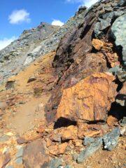 rocce caratteristiche