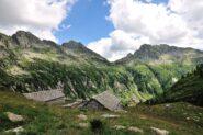 Alpe Cavegna con vista su Medaro, Pizzo del Fornale, Bocch. di Ragozzo e Pezza Comune