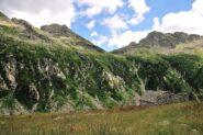 Alpe Cortevecchio con il Rif. Bonasson