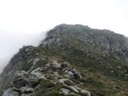 Cresta Nord-Ovest del Pizzo Ruggia
