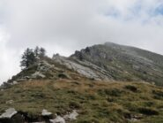 Cresta Sud percorsa in discesa
