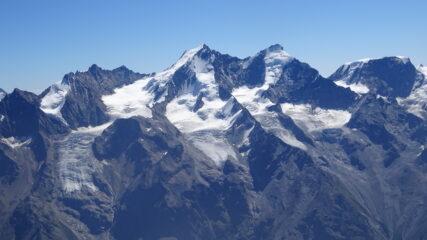 Nadelgrat, Dome de Mischabel, Taschhorn, Alphubel