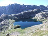 Lago Nero salendo