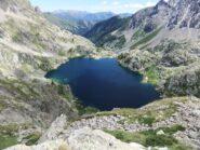 Lago Verde al ritorno