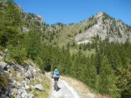 verso Grange Chiancarloso 2080 m.