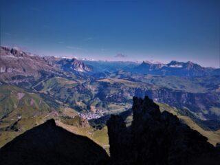 A nord, l'aria del Trentino...
