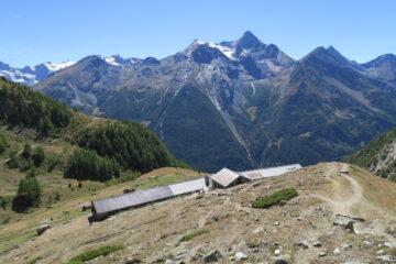 l'alpeggio del vallone di Arpisson
