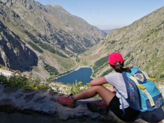 Quasi al Chiot al con vista sul Lago delle Rovine