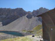 Bivacco Bonelli e lago Apzoi