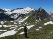 Panorama con P.ta Lechaud e M. Miravidi