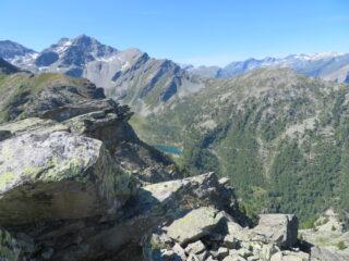 verso M. Colmet e Lago d'Arpy