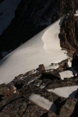 Guardando indietro dalla punta Vaccarone