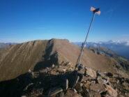 la Lombarda dalla cima di Vermeil