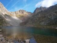 il piccolo ma bellissimo lac du Loup