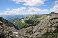 Sguardo sulla Val Nocca