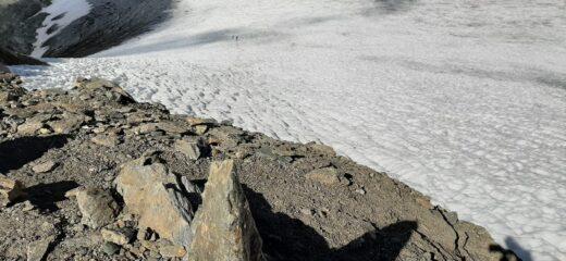 Condizioni del glacio-nevaio