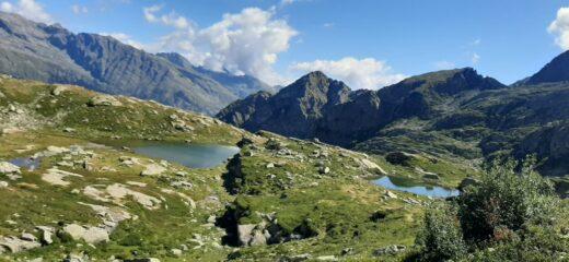 I laghi del Trione