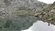 lago Suckie 2320 m.