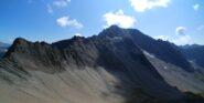 Aig. des Angroniettes e Gran Golliaz, dalla cima