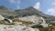 cima Tre Vescovi 2501 m.