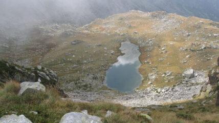 Lago di Grekij 2220 m.
