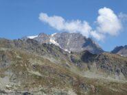 Il Mont Velan dalla T.ta di Tchoume.