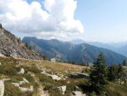 Alpe Forno con il Rifugio Regi