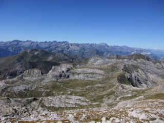 Panorama dal Marguareis