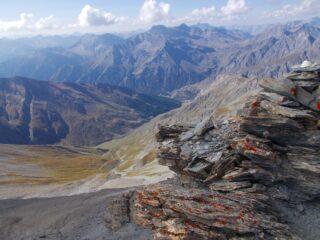 sul versante Val Varaita