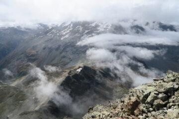 uno sguardo verso il Col du Mont