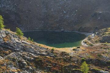 il lago delle Loie