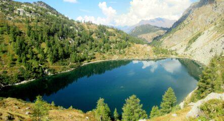 secondo lago di Frudiere