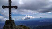 Panorama dalla vecchia croce
