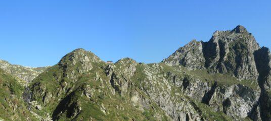 Rifugio Alpe Selle