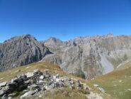 verso rocca Bianca, Buc de Nubiera e Brec de Chambeyron