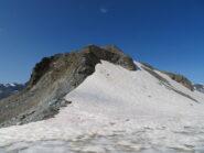 Condizioni della neve al colle di Giasson