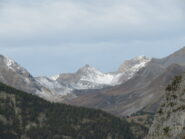 Verso Enciastraia e Rocca dei 3 Vescovi con la prima neve