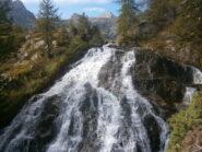 cascata superiore del Valasco