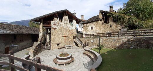 Museo dedicato al Papa Giovanni Paolo II a Les Combes