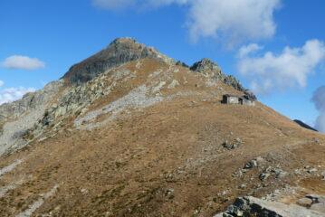 rifugio Coda, punta Sella e monte Mars