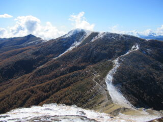 Monte Bertrand dal Pertega'.