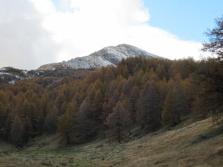 Monte Bertrand dal Lagone.