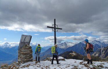 Croce dell'olmo 2338mt.