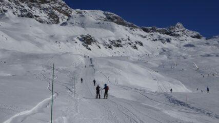Pista scialpinisti